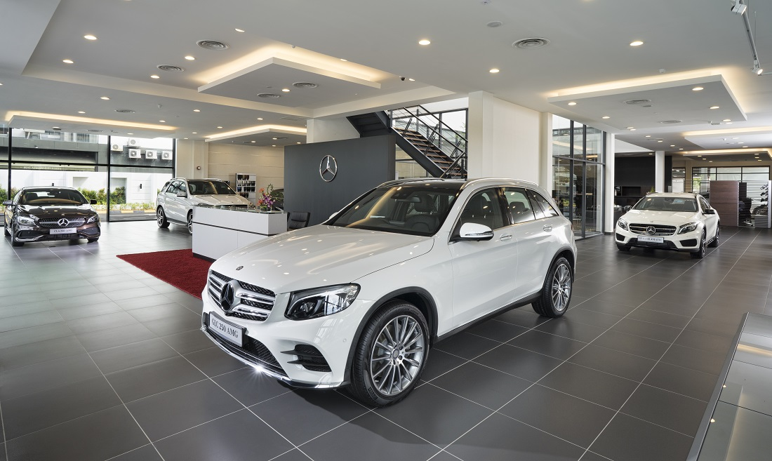 Mercedes benz malaysia boosts presence with opening of for Mercedes benz malaysia