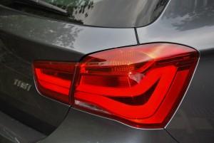 Đèn đuốc BMW 118i Sport, Malaysia