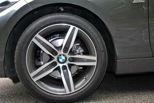 Bánh xe thể thao BMW 118i Malaysia