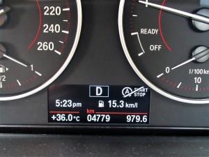 Bảng thông tin thể thao BMW 118i, Malaysia