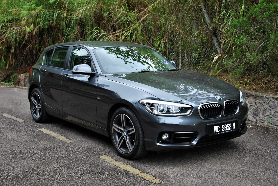 Test Drive Review : BMW 118i Sport - Autoworld.com.my