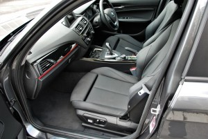 BMW 118i Sport F20 Facelift Front Seats Malaysia