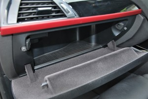 BMW 118i Sport Glove Compartment, Malaysia