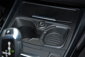 BMW 118i Sport Front Cup Holders Storage Malaysia 2