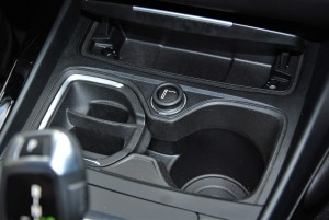 BMW 118i Sport Front Cup Holders Storage Malaysia 4
