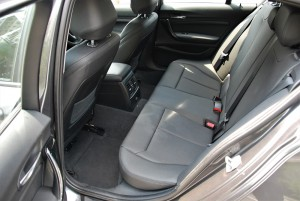BMW 118i Sport Rear Seats Malaysia