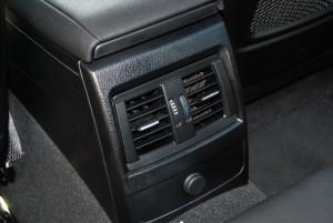 BMW 118i Sport Rear Air Vents Malaysia