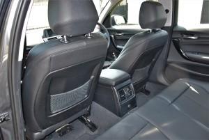 BMW 118i Sport Rear Seats, Front Backrest, Malaysia