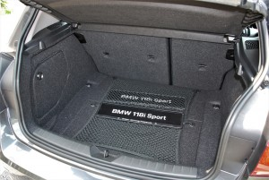 BMW 118i Sport Boot Space, Malaysia