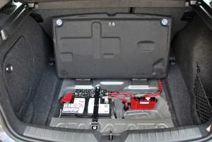 BMW 118i Sport Boot Underfloor Battery, Malaysia