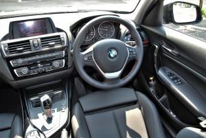 BMW 118i Sport Cockpit Malaysia
