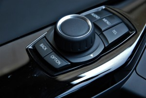 BMW 118i Sport iDrive Control Knob Malaysia