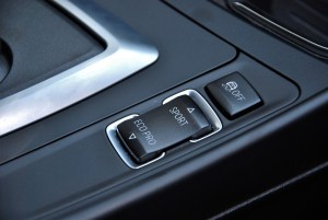 BMW 118i Sport Drive Mode Buttons Malaysia