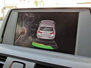 BMW 118i Sport iDrive Display Parking Aid, Malaysia Test Drive