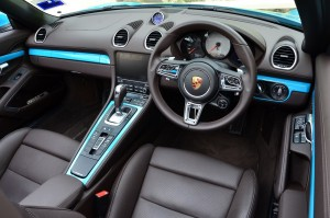Interior is colour coded and beautiful. YSK_1278