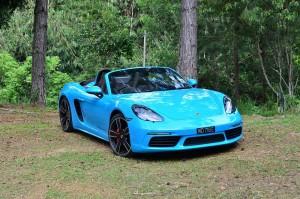 Porsche 718 Boxster S Malaysia Autoworld.com.my