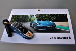 Porsche 718 Boxster S Test Drive Singapore