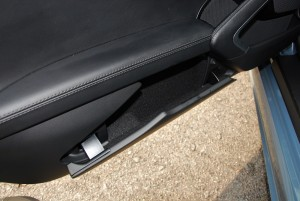 Porsche 718 Boxster S Door Pocket
