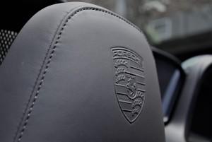 Porsche 718 Boxster S Headrest