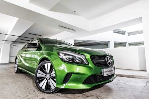 Mercedes-Benz Malaysia A-Class Urban Hunting Activity Edition (10)