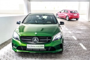 Mercedes-Benz Malaysia A-Class Urban Hunting Activity Edition (28)