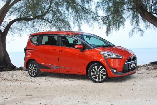 Toyota Sienta Gets New Kit
