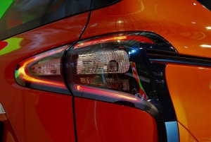 Toyota Sienta 1.5V Rear LED Light Malaysia