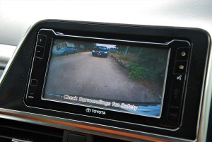 Toyota Sienta 1.5 V 6.8 Inch Touchscreen Reverse Camera View, Malaysia