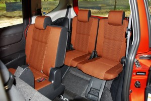 Toyota Sienta 1.5 3rd Row Seats, Malaysia