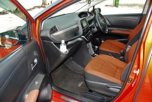 Toyota Sienta 1.5 Front Seats, Malaysia