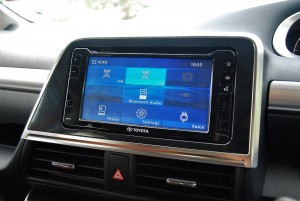 Toyota Sienta 1.5V 6.8 Inch Touchscreen Display, Malaysia