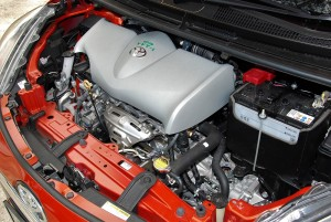 Toyota Sienta 1.5 Dual VVT-i Engine, Malaysia