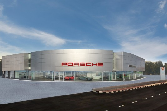 Penang Gets A Porsche Centre And A First Look At The 718 Cayman