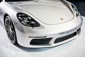 Porsche 718 Cayman S Front End, Malaysia
