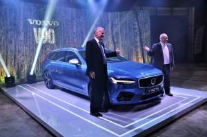 Volvo V90 T6 R-Design, Malaysia Launch 2017, Lennart Stegland Volvo Car Malaysia