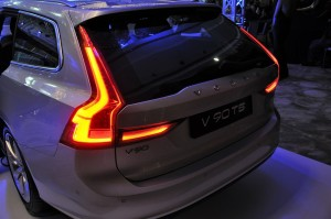 Volvo V90 T5 Rear, Malaysia