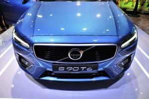 Volvo S90 T6 R-Design Front