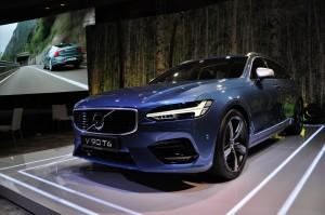 Volvo V90 T6 R-Design