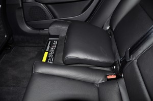 Volvo V90 T5 Integrated Child Booster Seat, Malaysia