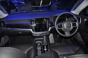 Volvo V90 T5 Dashboard