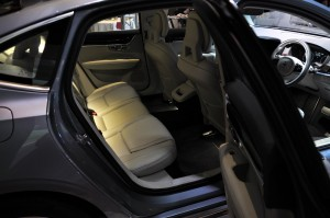 Volvo S90 T5 Rear Seats