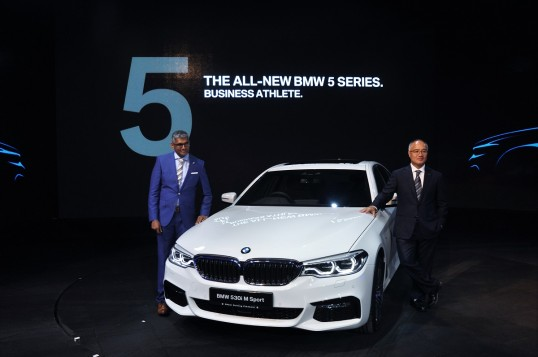 New BMW 5 Series Launched In Malaysia