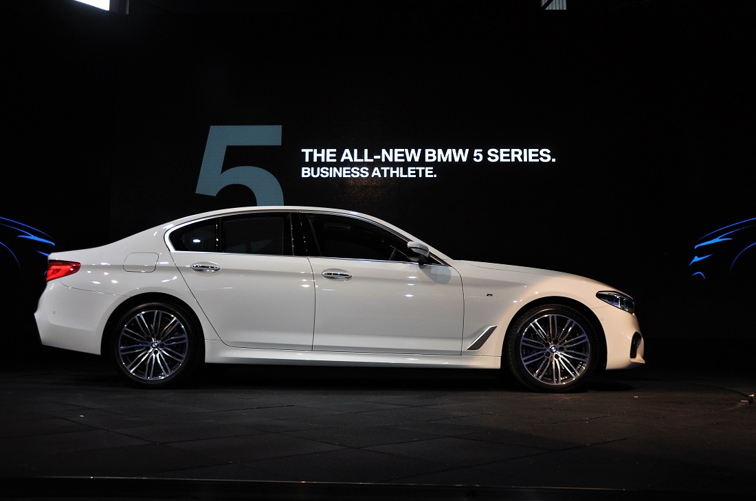 new bmw 5 series launched in malaysia. Black Bedroom Furniture Sets. Home Design Ideas