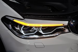 BMW 530i M Sport G30 Adaptive LED Headlight Malaysia Launch