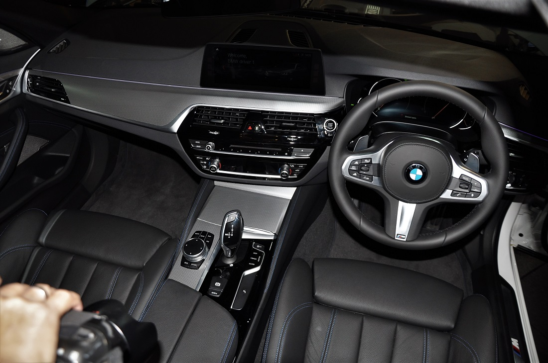 New BMW 5 Series Launched In Malaysia - Autoworld com my