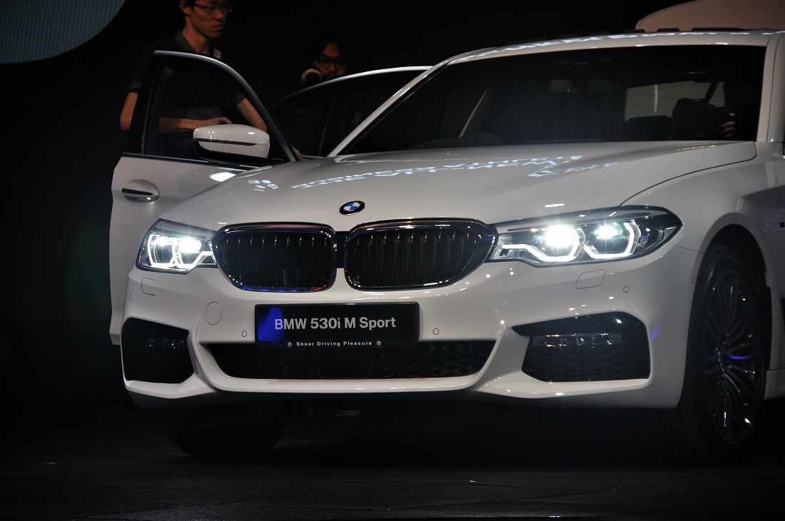 New Bmw 5 Series Launched In Malaysia Autoworld Com My