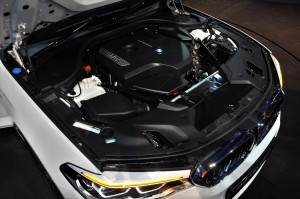 BMW 530i M Sport 2-Liter TwinPower Turbo Engine