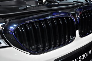 BMW 530i M Sport Kidney Grille Malaysia Launch 2017