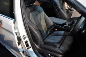 BMW 530i M Sport G30 Front Seats Malaysia Launch 2017