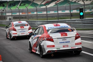 Toyota Vios, Toyota Gazoo Racing Vios Challenge One Make Race, Sepang International Circuit Launch
